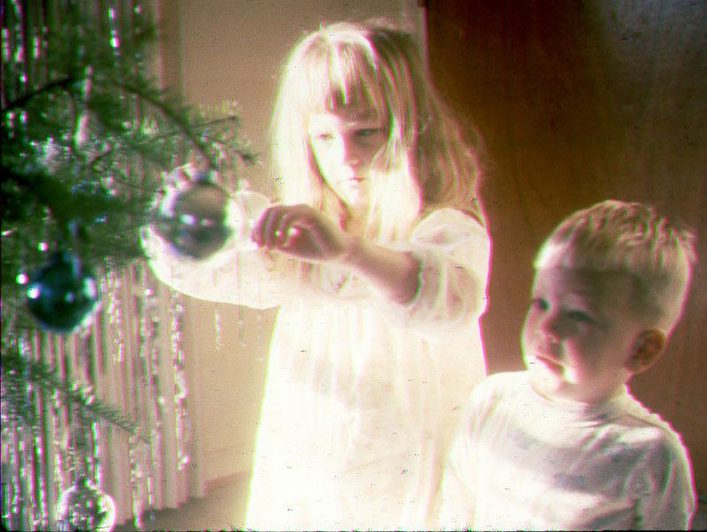 Christmas, ~1965