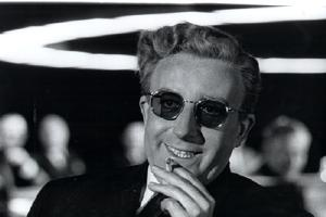 Dr. Strangelove before he could walk