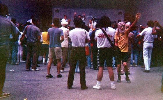 Tompkins Square Park ~ 1986